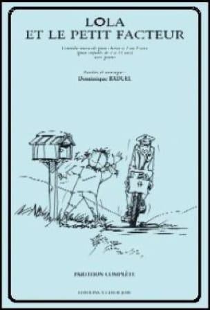 Lola et le Petit Facteur - Dominique Baduel - laflutedepan.com