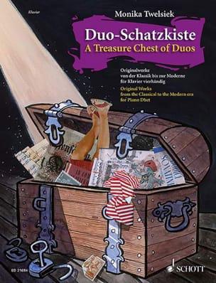 Duo - Schatzkiste Partition Piano - laflutedepan