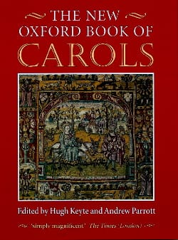 The New Oxford Book Of Carols Partition Chœur - laflutedepan