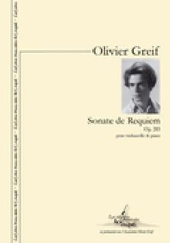 Sonate de guerre n° 15 op. 54 Olivier Greif Partition laflutedepan