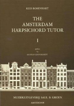 The Amsterdam Harpsichord Tutor Volume 1 Rosenhart laflutedepan