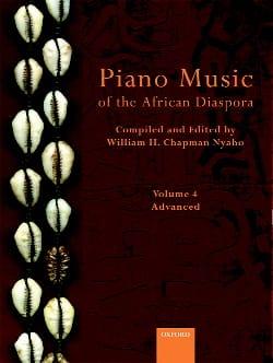Piano Music Of Africa And The African Diaspora Volume 4 laflutedepan