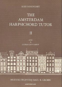 The Amsterdam Harpsichord Tutor Volume 2 Rosenhart laflutedepan