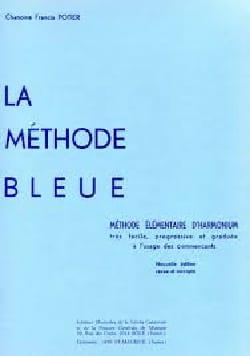 Méthode Bleue Francis Potier Partition Orgue - laflutedepan