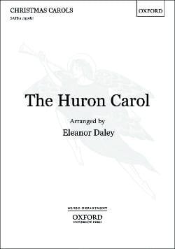The Huron Carol - Traditionnel - Partition - Chœur - laflutedepan.com