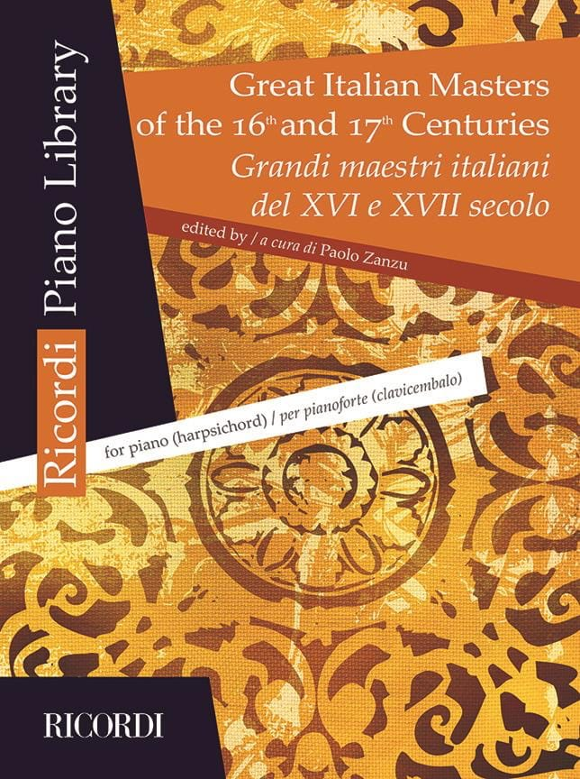 Great Italian Masters of the 16th and 17th centuries - laflutedepan.com