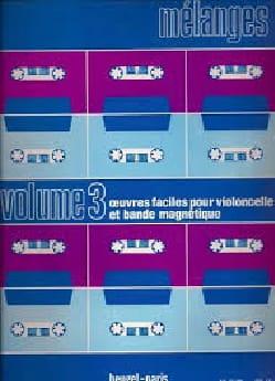 Mélanges Volume 1 Partition Piano - laflutedepan
