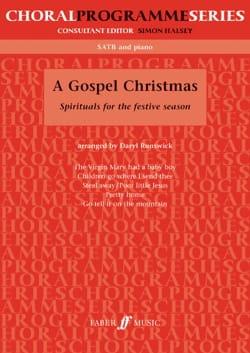 A Gospel Christmas Partition Chœur - laflutedepan