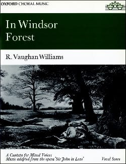 Williams Ralph Vaughan - In Windsor Forest - Partition - di-arezzo.com