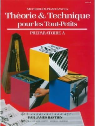 Théorie et Technique pour les Tout-Petits. Préparatoire A - laflutedepan.com