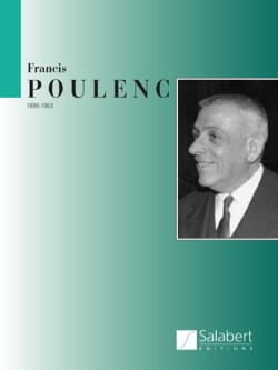 Francis Poulenc - Aubade. 2 pianoforti - Partition - di-arezzo.it