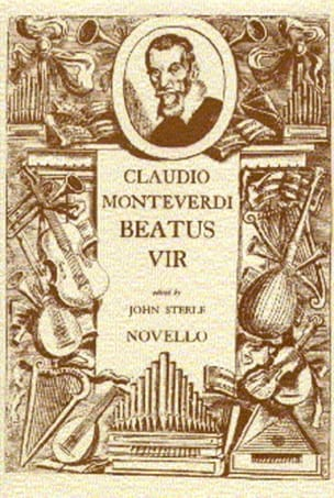 Beatus Vir MONTEVERDI Partition Chœur - laflutedepan