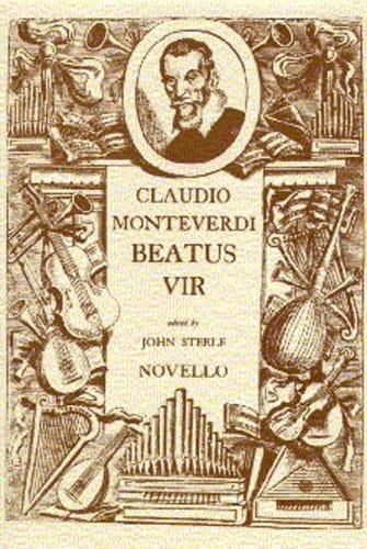 Beatus Vir - MONTEVERDI - Partition - Chœur - laflutedepan.com