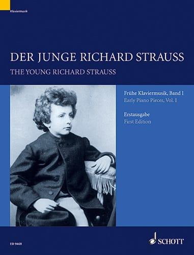 Der Junge Richard Strauss Volume 1 - laflutedepan.com