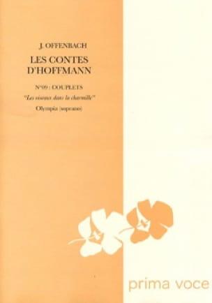 Les Oiseaux Dans la Charmille. Les Contes d'Hoffmann - laflutedepan.com