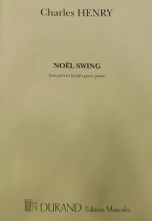 Noël Swing - Charles-Henry - Partition - Piano - laflutedepan.com