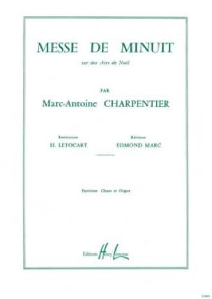 Messe de Minuit. Choeur seul - CHARPENTIER - laflutedepan.com