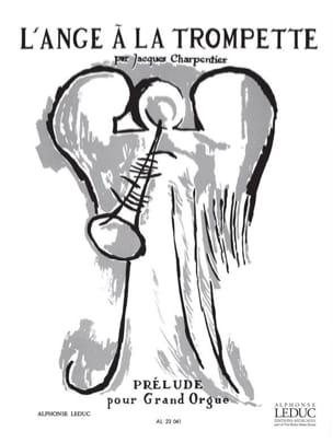 L' Ange à la trompette CHARPENTIER Partition Orgue - laflutedepan