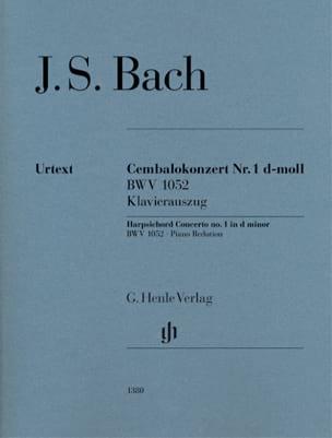 Concerto Pour Clavier En Ré Mineur BWV 1052 laflutedepan