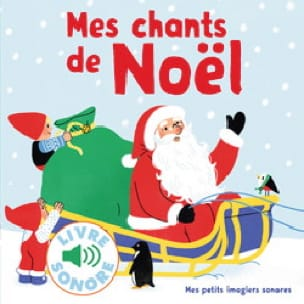 Mes chants de Noël - Collectif - Livre - laflutedepan.com