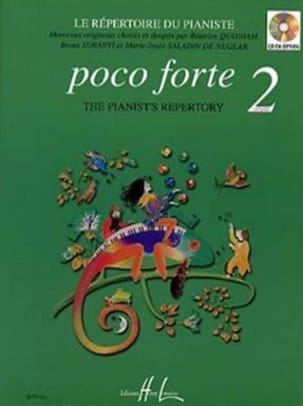 Poco Forte Volume 2 Partition Piano - laflutedepan