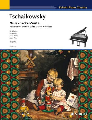 TCHAIKOWSKY - Nussknacker-Suite Opus 71a - Partition - di-arezzo.com