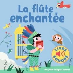 Marion Billet - The Magic Flute - Livre - di-arezzo.co.uk