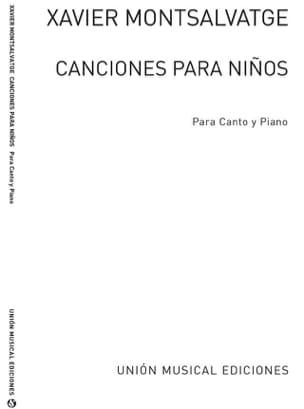 Canciones Para Niños. Archive Xavier Montsalvatge laflutedepan