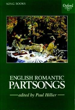English Romantic Partsongs Partition Chœur - laflutedepan
