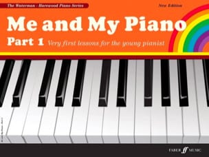 Me And My Piano Part 1 Waterman - Harewood Partition laflutedepan