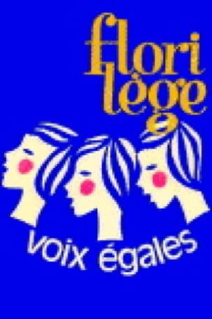 Florilège Voix Egales - Partition - Chœur - laflutedepan.com