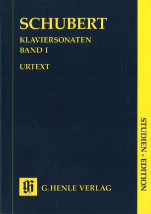 Sonates Complètes - Volume 1 SCHUBERT Partition laflutedepan