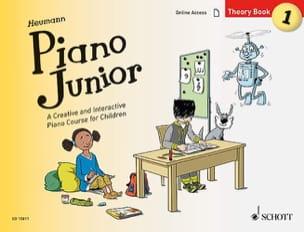 Piano Junior. Théorie Volume 1 Hans-Günter Heumann laflutedepan