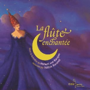 La Flûte Enchantée - MOZART - Livre - laflutedepan.com