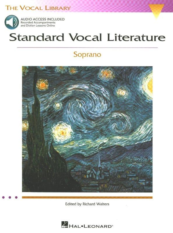 Standard Vocal Literature. Soprano - Partition - laflutedepan.com