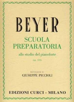 Scuola preparatoria Opus 101 - Ferdinand Beyer - laflutedepan.com