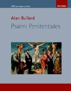 Psalmi Penitentiales - Alan Bullard - Partition - laflutedepan.com