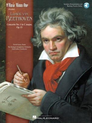 Concerto Pour Piano N°1 Op. 15 en Do Majeur BEETHOVEN laflutedepan