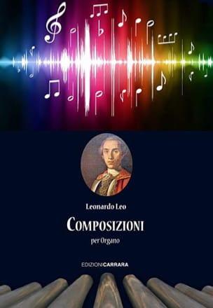 Composizioni per organo - Leonardo Leo - Partition - laflutedepan.com