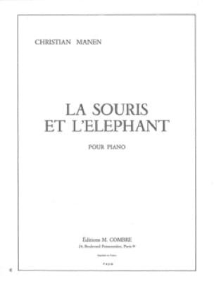 La Souris et L'éléphant - Christian Manen - laflutedepan.com