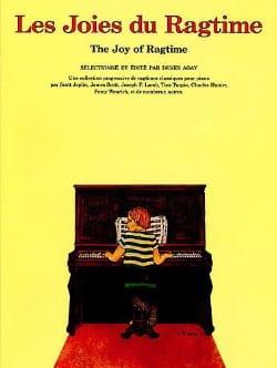 Les Joies Du Ragtime Partition Piano - laflutedepan