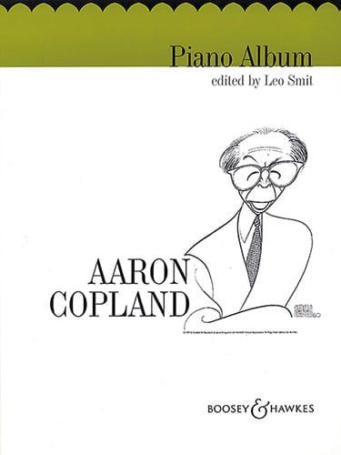 Piano Album - COPLAND - Partition - Piano - laflutedepan.com
