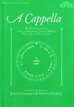 A Cappella - Partition - Chœur - laflutedepan.com
