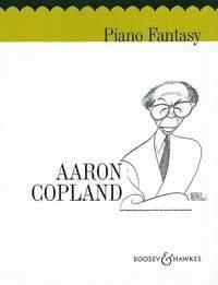 Aaron Copland - Fantasy Piano - Partition - di-arezzo.co.uk