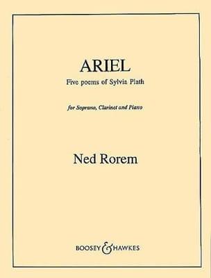Ariel Ned Rorem Partition Clarinette - laflutedepan
