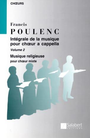 Intégrale de la Musique Chorale A Cappella. Volume 2 laflutedepan