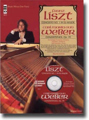 Piano Concerto N° 1 / Konzertstück Op. 79 - laflutedepan.com