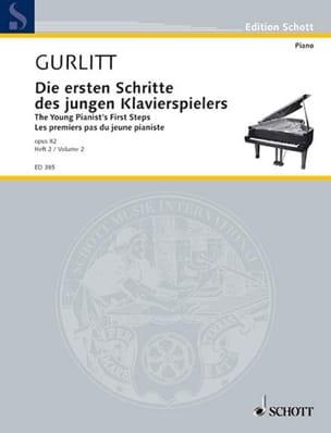 Die Ersten Schritte des Jungen Klavierspielers Opus 82 Volume 2 - laflutedepan.com