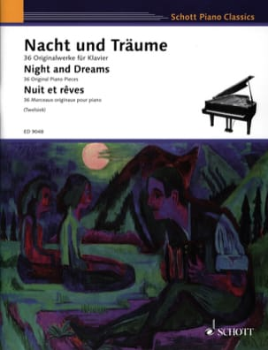 Nacht Und Träume Partition Piano - laflutedepan