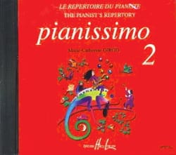 Béatrice Quoniam - CD - Pianissimo 2 - Partition - di-arezzo.co.uk